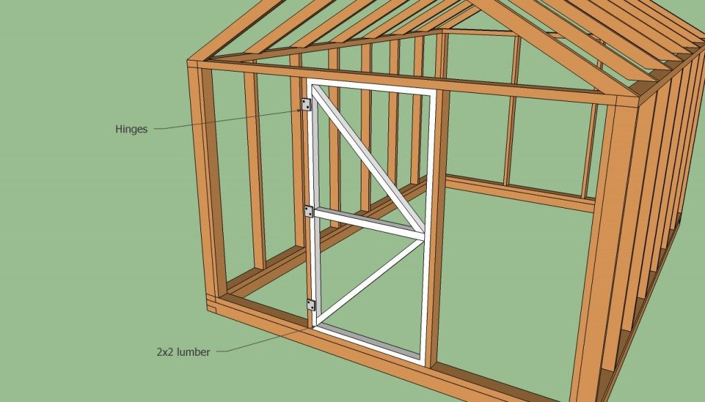 Free Greenhouse Plans Howtospecialist How To Build Step By Step Diy Plans Greenhouse Plans Home Greenhouse Small Greenhouse