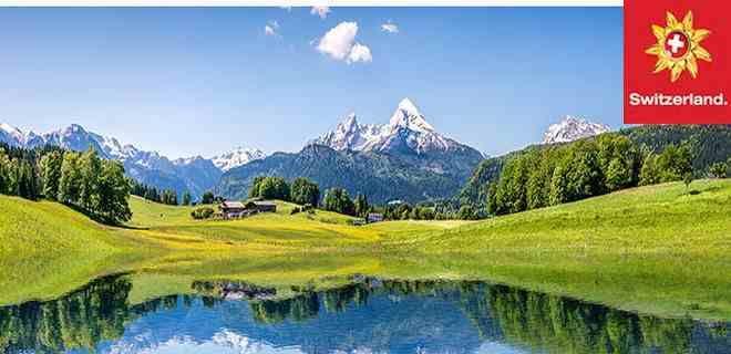 Sveitsin upeat maisemat
