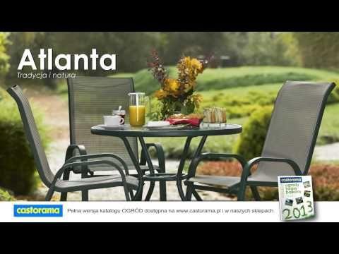Meble Ogrodowe Atlanta Katalog Ogród 2013 Meble