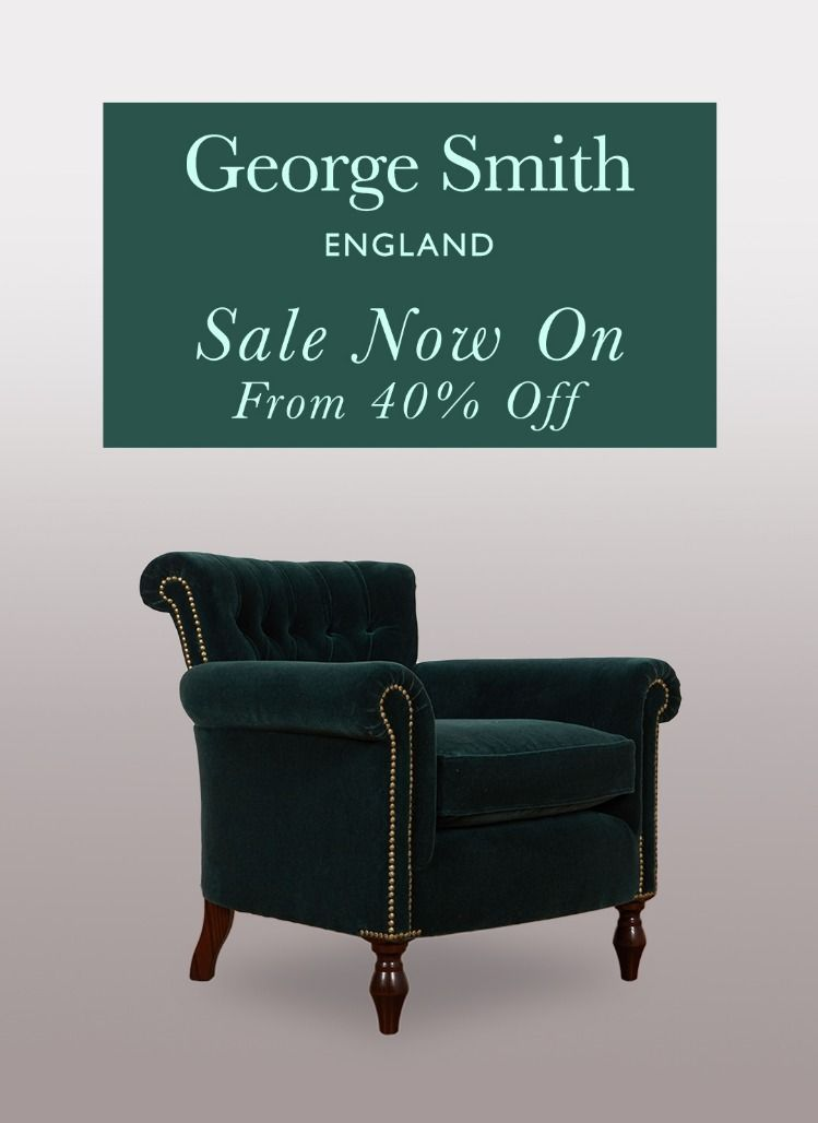 Awesome George Smith Luxury Furniture Sale Now On Discounts From 40 Inzonedesignstudio Interior Chair Design Inzonedesignstudiocom