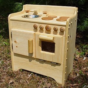 solid wood toy kitchen countertops orlando usa made waldorf montessori toys willow ivy s baby eco trends