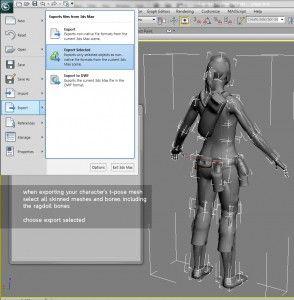 Unity Skeletal Ragdoll / Jiggle Bones Tutorial   Game