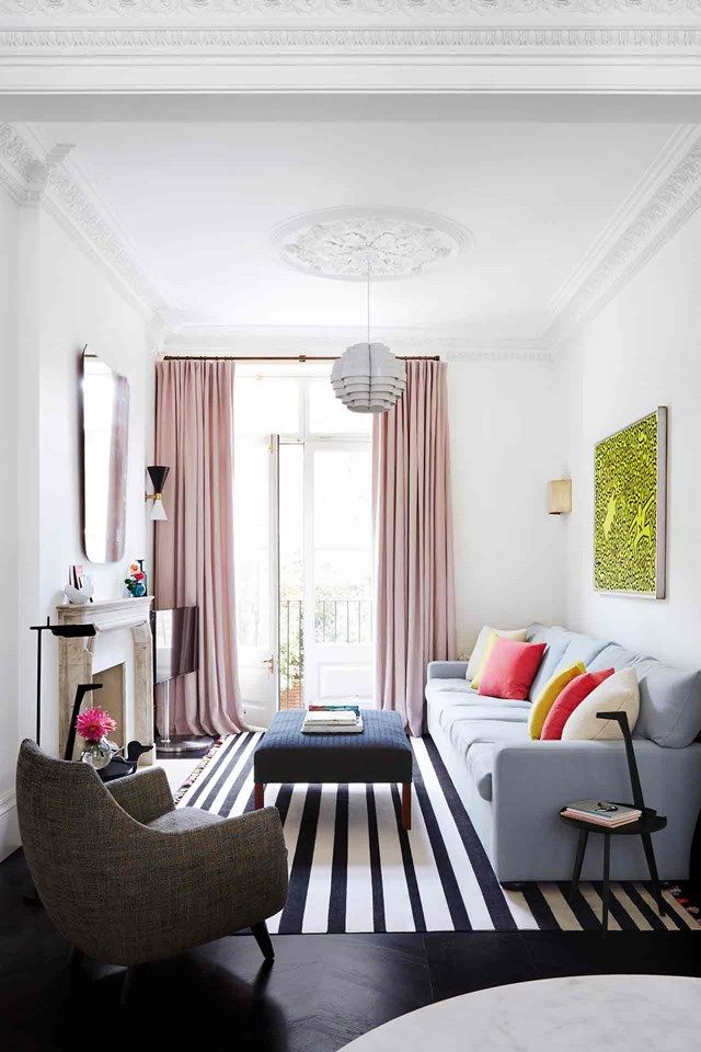 Suzy Hoodless\u0027 Dos and Don\u0027ts of Decorating Interiors, Modern tv
