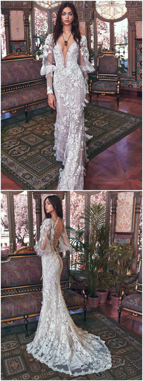 Galia Lahav Wedding Dresses 2018 Victorian Affinity Collection ...