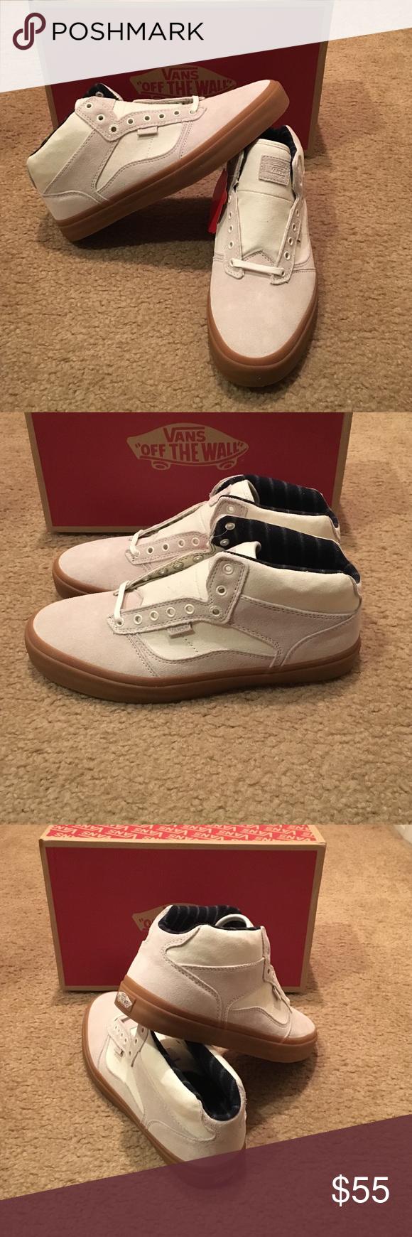 4503b6b959c839 Vans Bedford Canvas Suede Sneakers VN0A2Z5KJWC New in box. Marshmallow Gum Vans  Shoes Sneakers