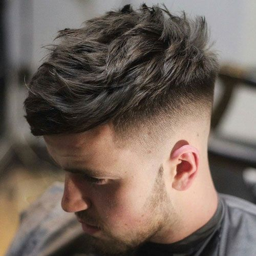 17 Best Widow\'s Peak Hairstyles For Men | Pinterest | Hairstyle men ...