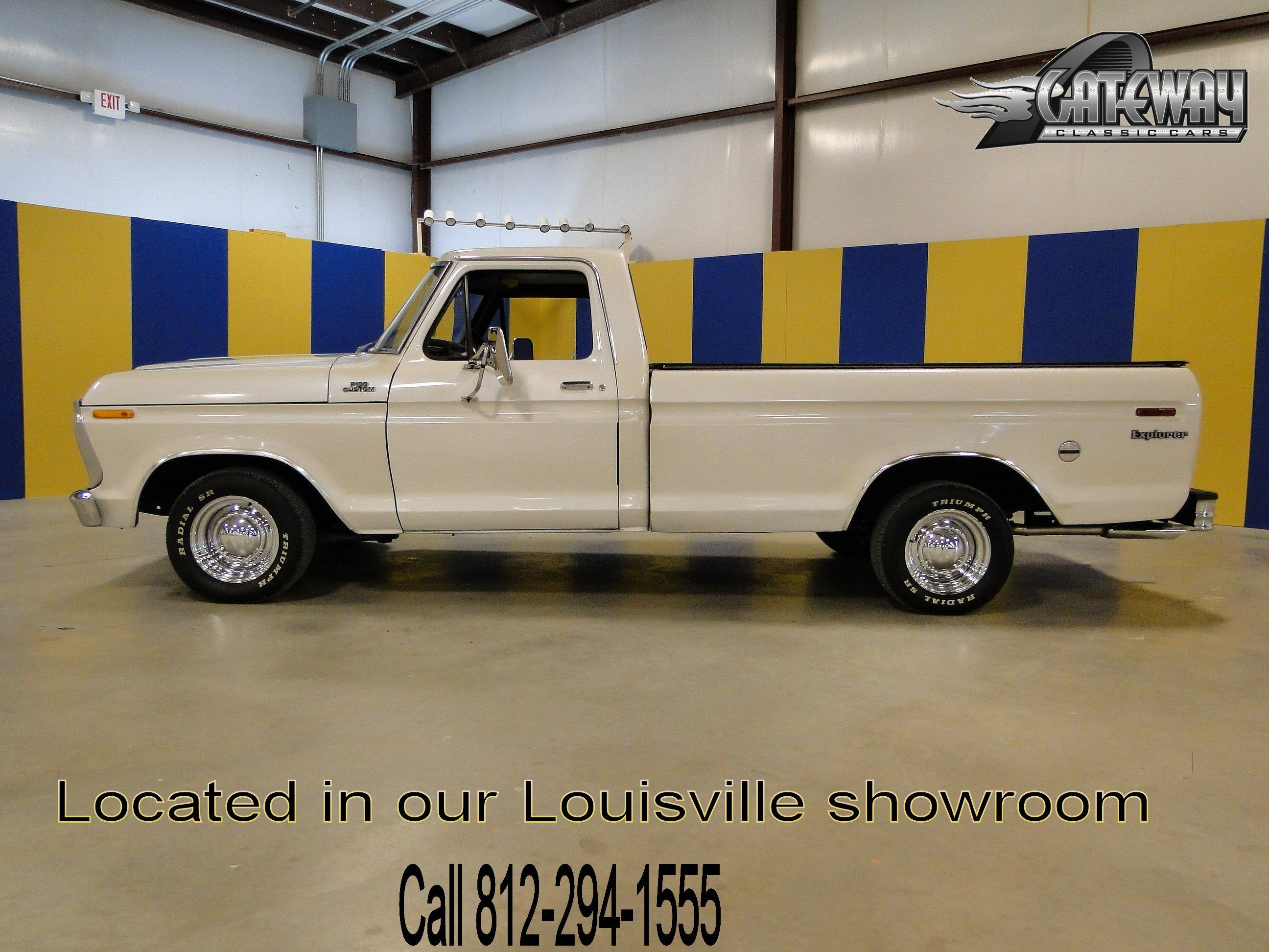 Home by year 1979 cars 1979 trucks car pictures - 1973 Ford F100 1973 Ford F100 For Sale Gateway Classic Cars