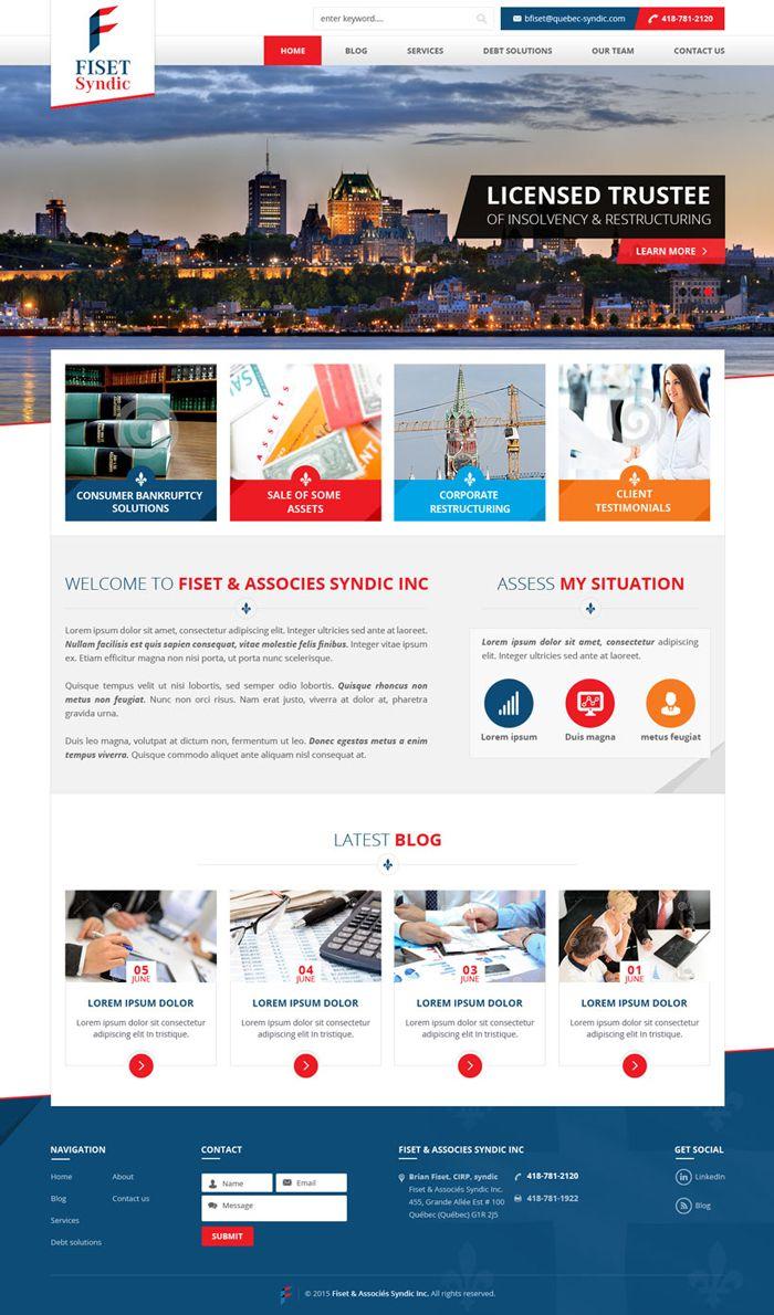 22 Finance And Investment Websites Inspiration Designyep Investing Finance Business Design