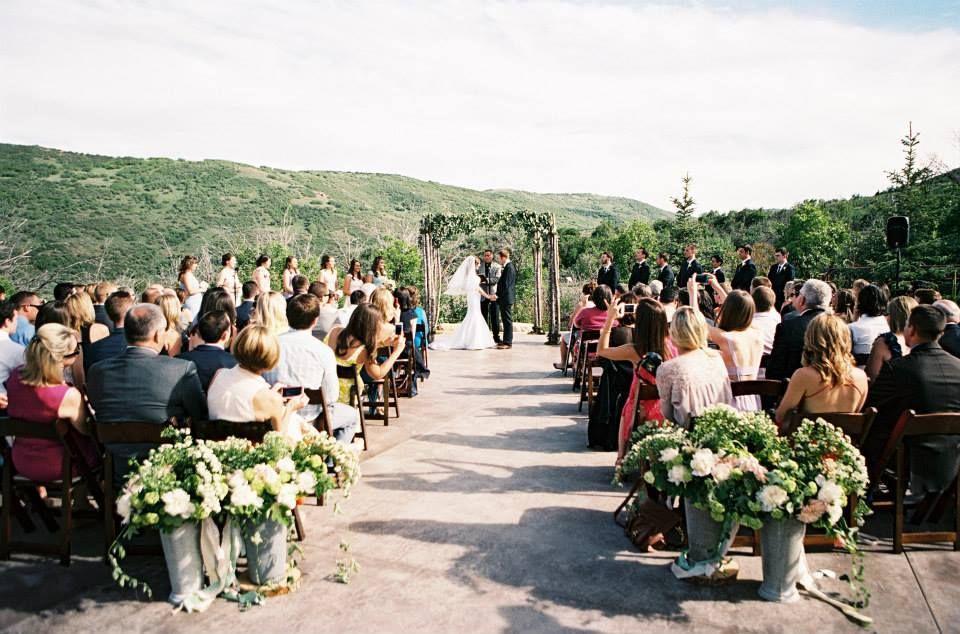 Park City, Utah Destination Wedding - Chelsea and David ...