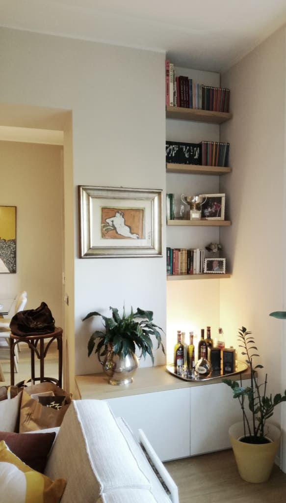 Classico moderno alma design soggiorno classico | homify ...