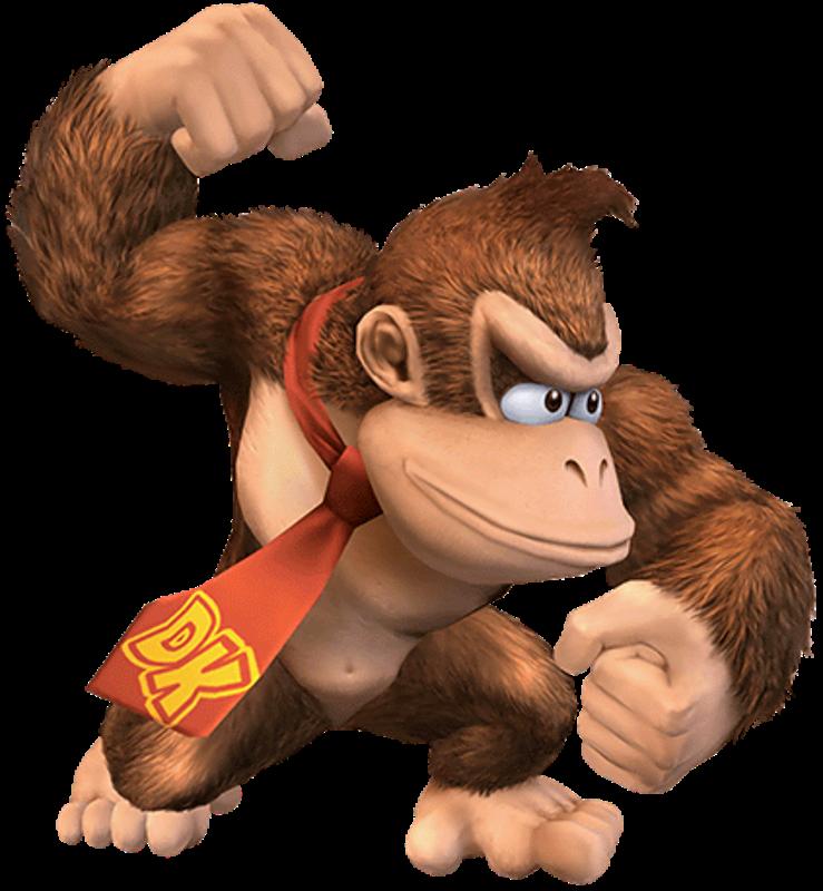 Donkeykong Png Super Smash Bros Donkey Kong Super Smash Bros Melee