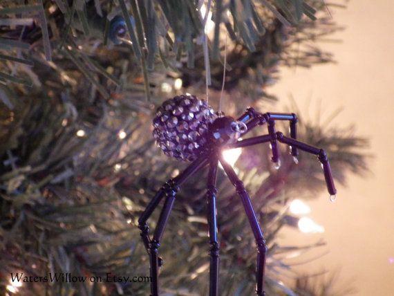 Legend Of The Christmas Spider Ornament - Handmade - # 1453,