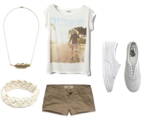 """summmmerrrr!"" by kandis-hunter on Polyvore"