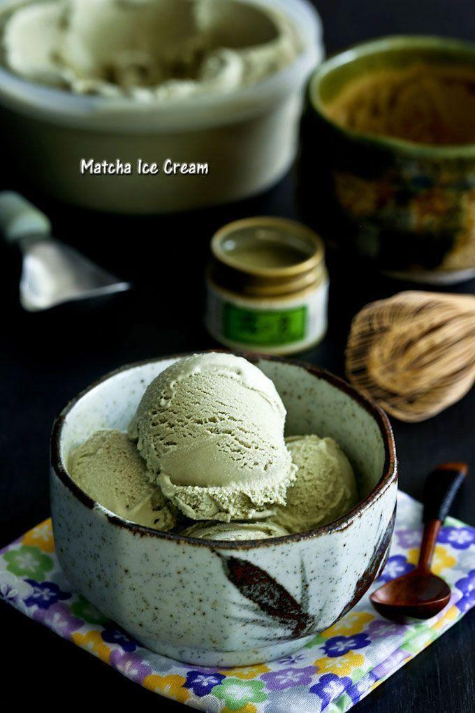 Photo of Matcha Ice Cream Green Tea greentea ice cream Green Tea greentea ice cream