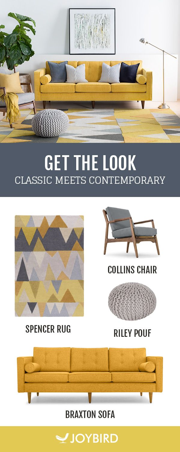 Why be generic when you can stand out with Mid Century Modern ...