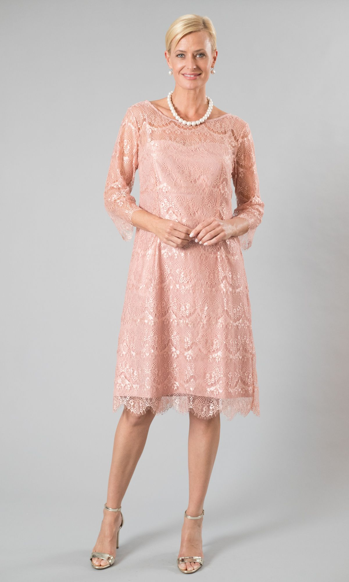 a256f7f700b Living Silk - specialising in dresses and two piece outfits with sleeves  for the modern and elegant mother of the bride and mother of the groom.