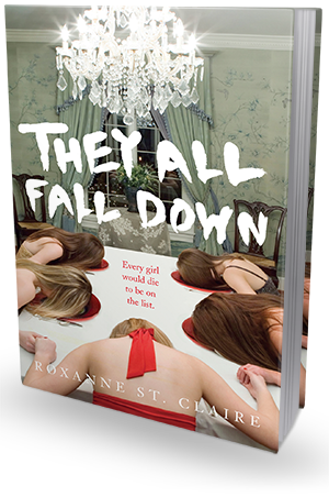 Blog Tour They All Fall Down By Roxanne St Claire Review