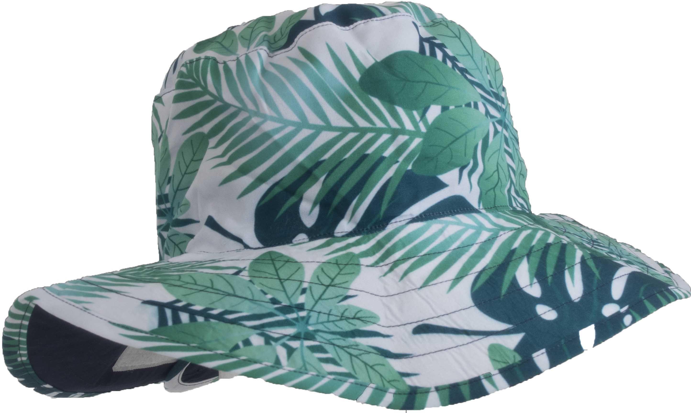 New 2016 Model  Boys Bucket Hat Tropical  ecb97b9f1188