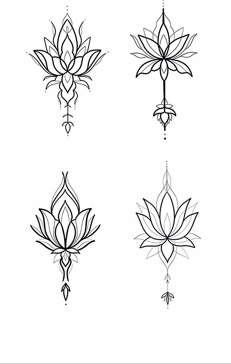 Pin By Elisabeth Donaldson On Lotos In 2020 Flower Tattoo Flower Tattoo Drawings Small Lotus Flower Tattoo