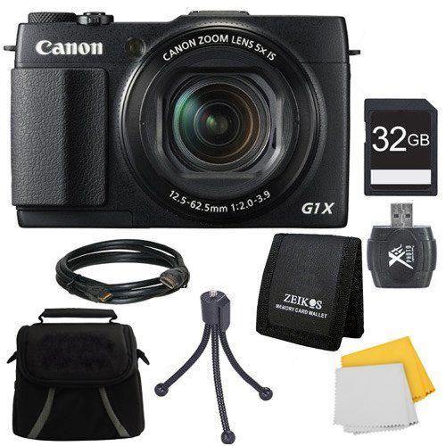 Canon PowerShot G1 X Mark II Digital... (bestseller)