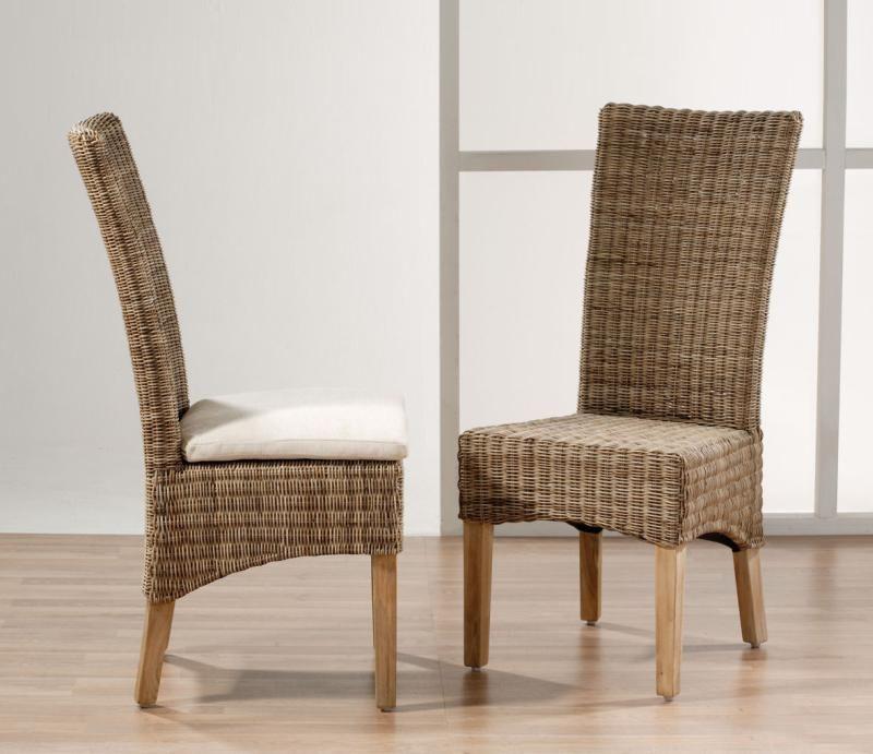 sedie in midollino - idee di design per la casa - rustify   Varie ...
