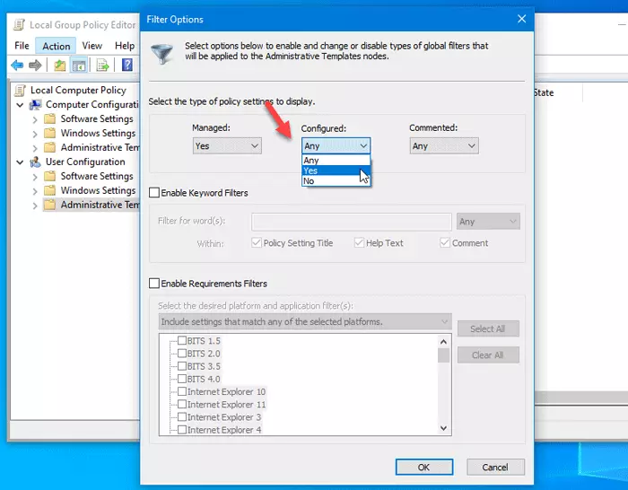 How To Check The Group Policy Applied On A Windows 10 Computer Windows Windows 10 Group Policy