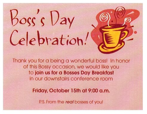 Boss Day - This post contains some of the best collection of the ...