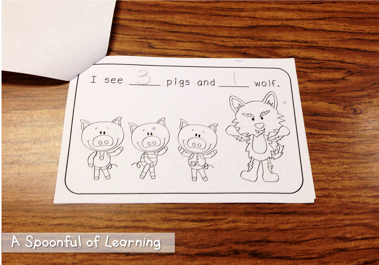 3 Little Pigs Activities And Freebies