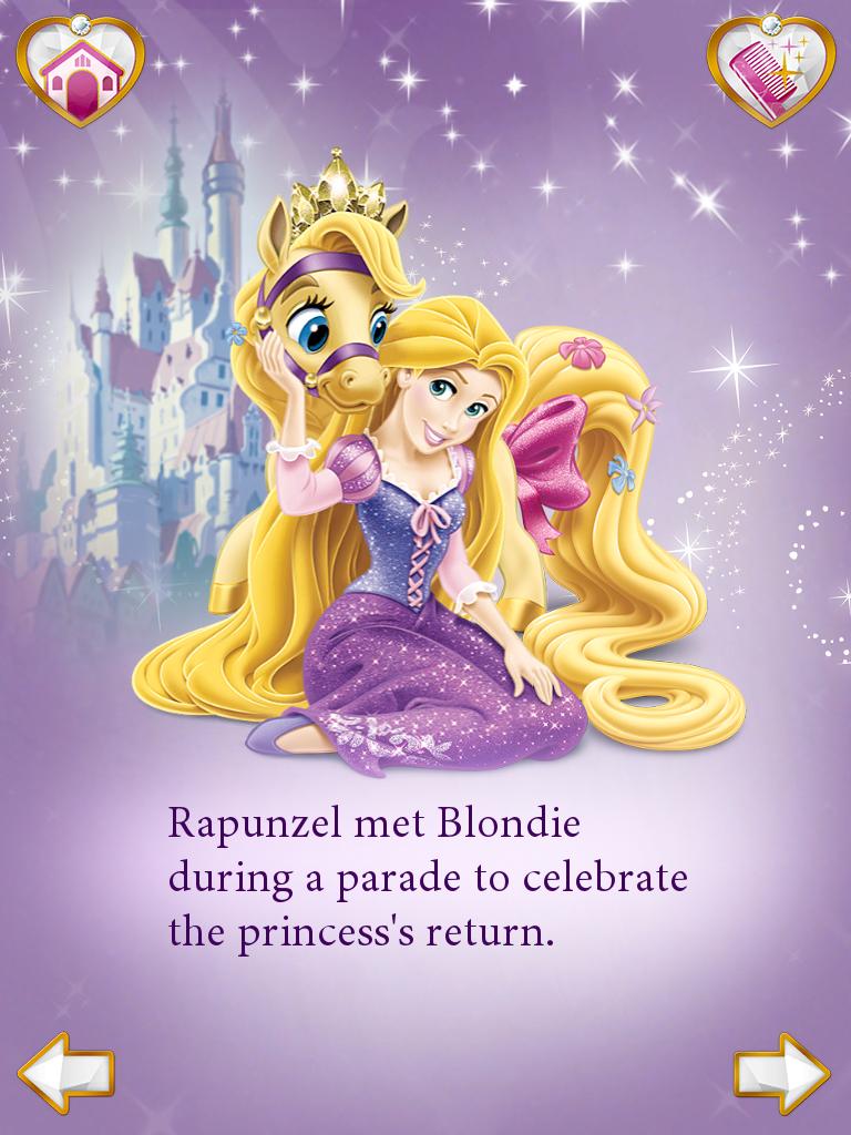 Princess Palace Pets Rapunzel Blondie Disney Princess Palace Pets Princess Palace Pets Palace Pets
