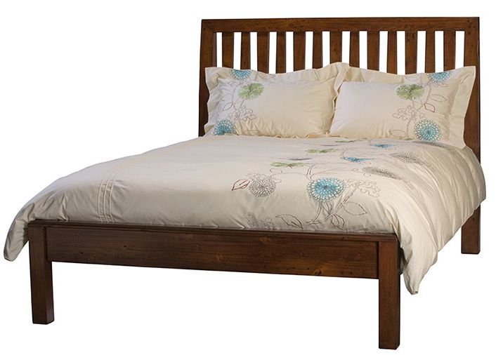 Post and rail bed from urban barn queen 1 for for Urban home beds
