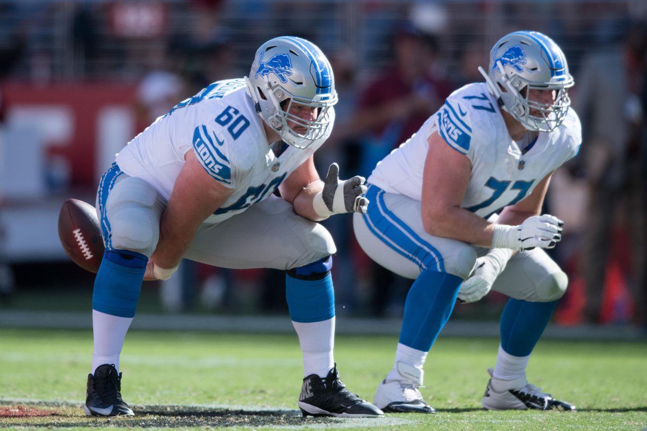 Notes Despite struggles, Lions excel rushing through A
