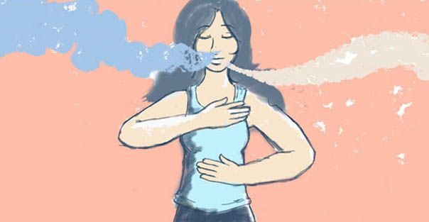 6 Breathing Exercises to Relax in 10 Minutes or Less...I need to relax. #relax #stress #HAWA