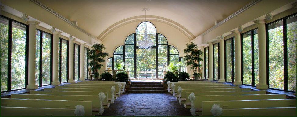What A Beautiful Spot To Get Married Glass Chapel Chapel Chapel Wedding