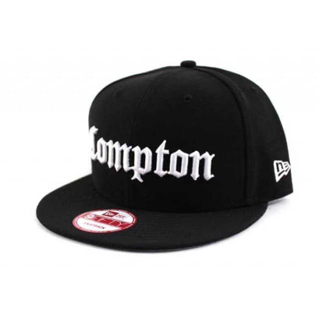 Already a classic in its own right is this  Compton  New Era Snapback hat a0a4f8f620b