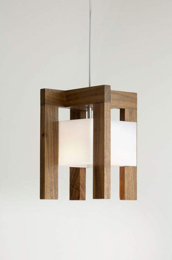 Moderne Lampen Mit Holz