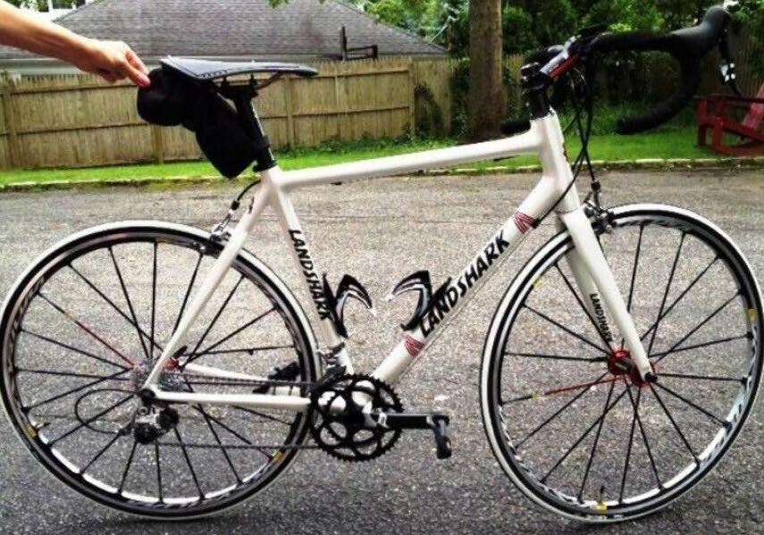 Custom Built Land Shark Carbon Road Bike 2012 Carbon Road Bike