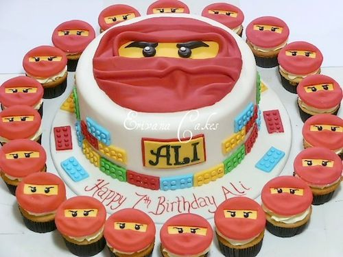 15 of the Coolest LEGO Cakes EVER themed cakes Pinterest