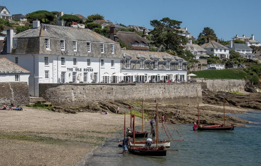The Idle Rocks St Mawes Cornwall Hotel Reviews Tripadvisor