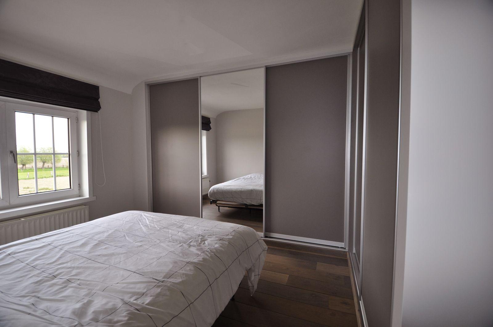slaapkamerkast met schuifdeuren | maatkasten met schuifdeuren, Deco ideeën