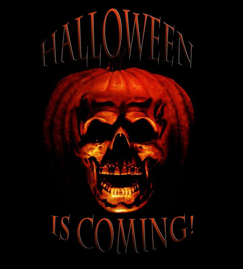 #Halloween Is Coming This 31st..Get Ready And Keep Watching This Space For