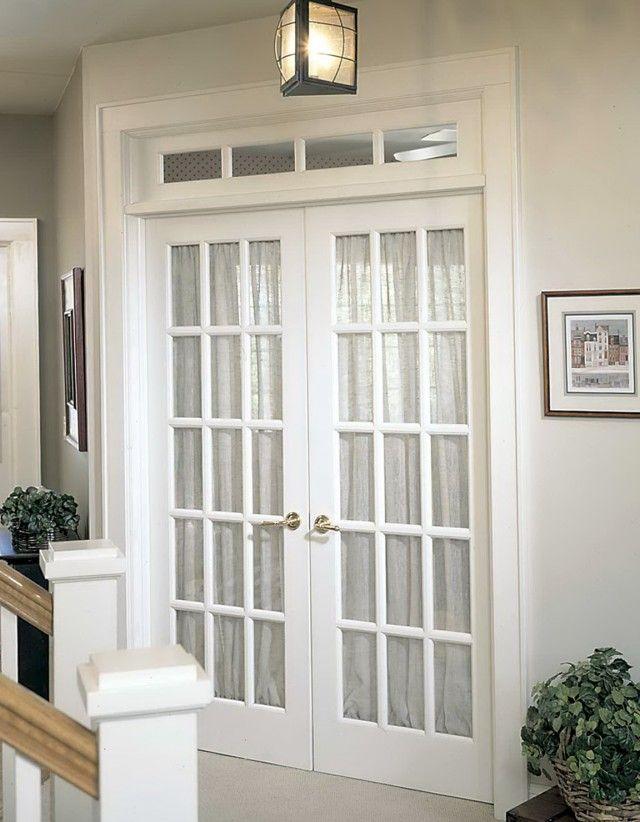 Antique French Doors Interior | Home Design Ideas | FORMYNEW2018SFHOME |  Pinterest | Interior french doors, Doors and Interiors - Antique French Doors Interior Home Design Ideas