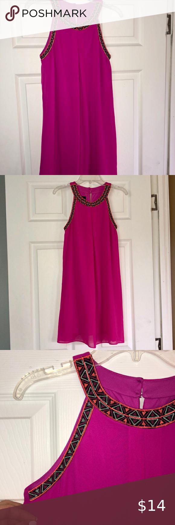 Girls Fuschia Summer Dress Summer Dresses Pretty Dresses Dresses [ 1740 x 580 Pixel ]