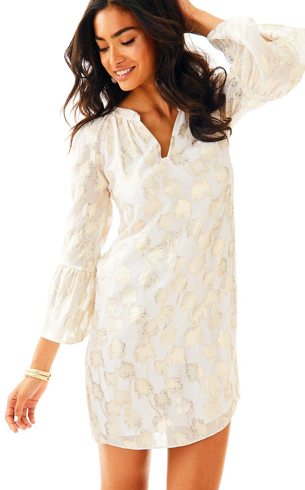 dd013b584af2ef LILLY PULITZER MATILDA SILK TUNIC DRESS. #lillypulitzer #cloth ...