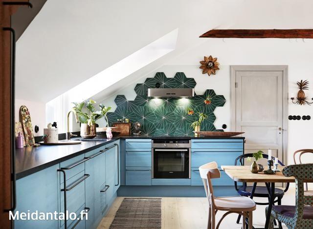 7 x rento keittiö | Meidän Talo