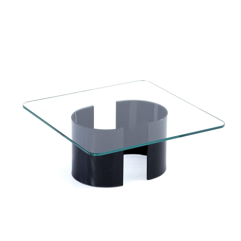 Tavolino da salotto in vetro Party