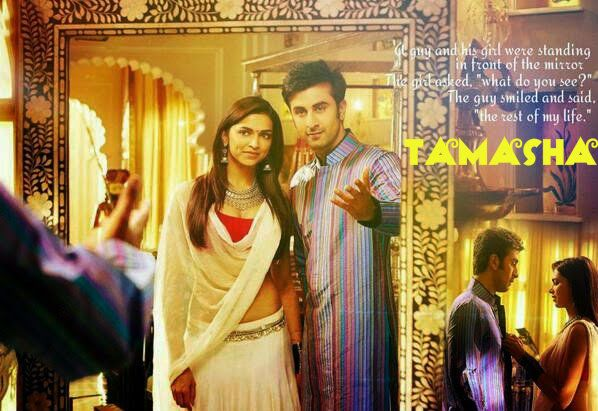 Ranbir Kapoor Deepika Padukone Upcoming Movie Tamasha Release Date Tamasha Movie Romantic Drama Film Ranbir Kapoor