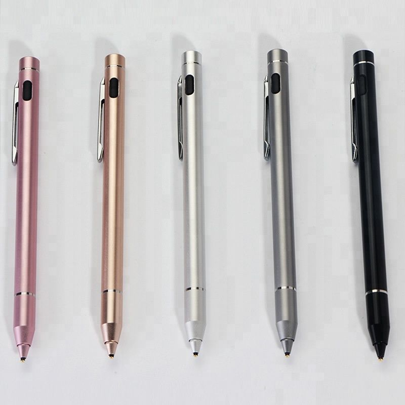 Rechargeable Fine Point Capacitive Pens For Ios Android For Touch