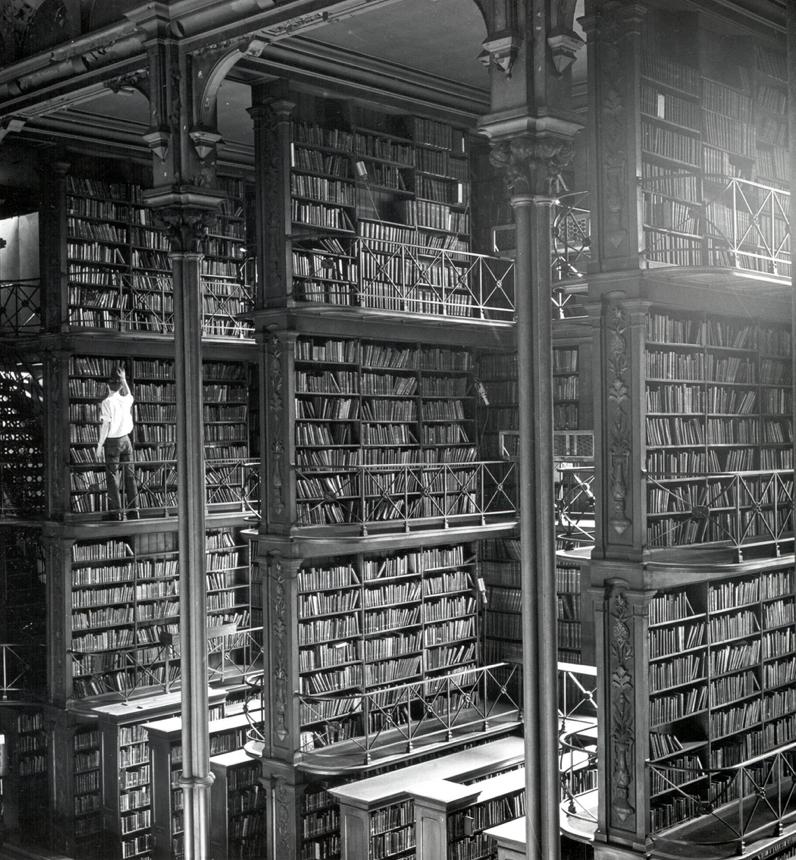 Public Library of Cincinnati, 1920s