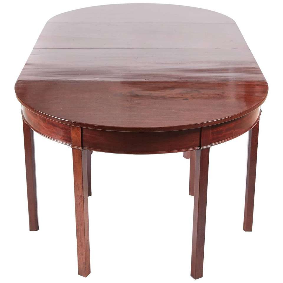 Amazing Antique George Iii Mahogany Dining Table Dining Room Ideas Download Free Architecture Designs Scobabritishbridgeorg