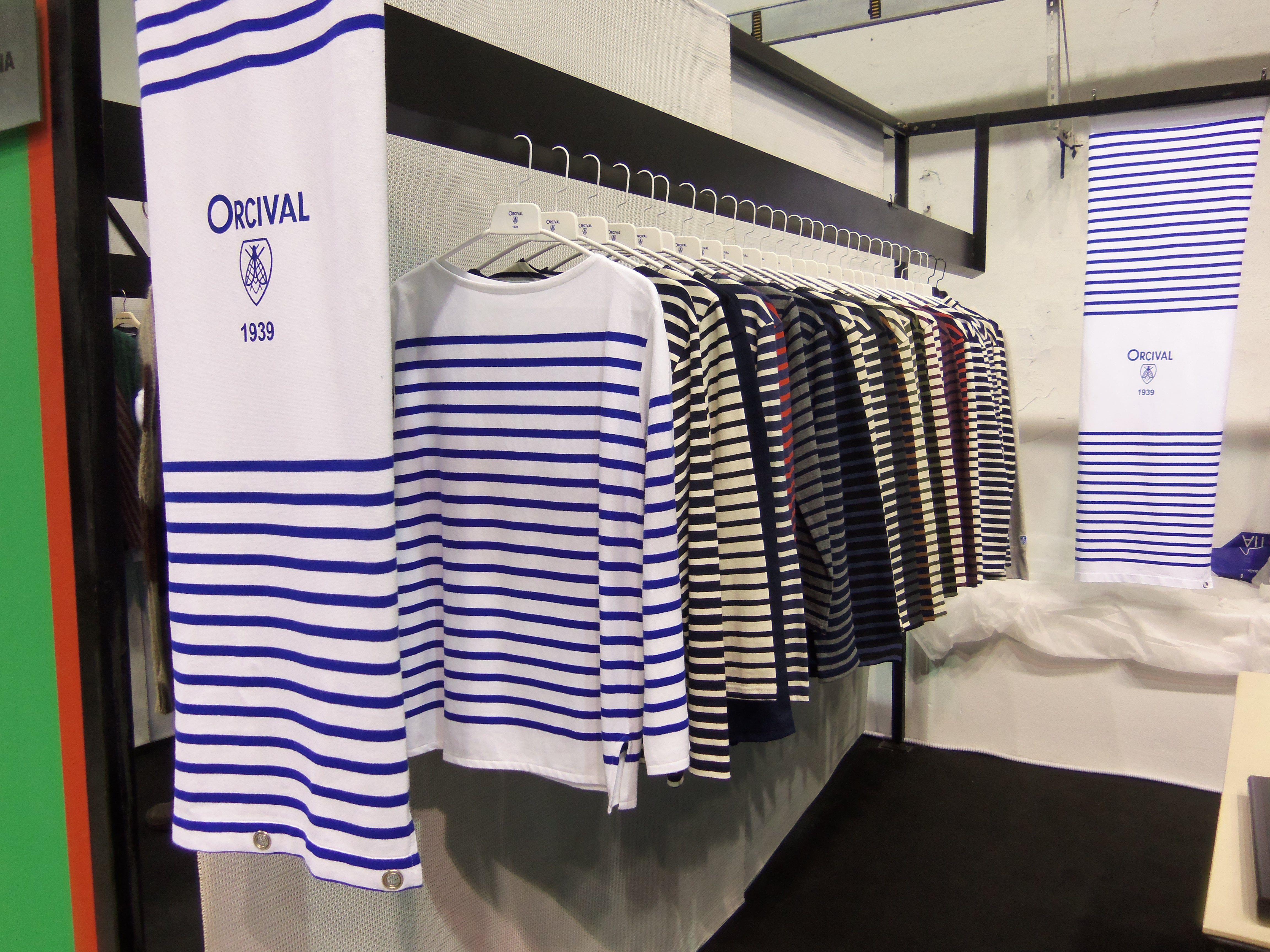 Orcival : la collection !  #Orcival #stripes